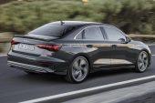 2021 Audi A3 sedan-taillights