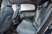 2021 Audi e-tron Sportback-rear seats