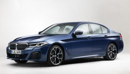 2021 BMW 5 Series LCI facelift revealed via leaked images