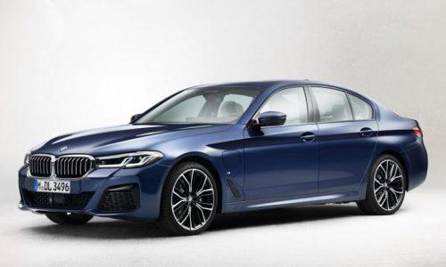 2021 BMW 5 Series LCI facelift revealed via leaked images
