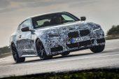 2021 BMW M440i xDrive prototype-handling