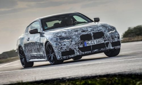 2021 BMW 4 Series previewed, M440i xDrive confirmed