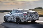 2021 BMW M440i xDrive prototype-taillights