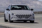 2021 Hyundai i30 Sedan N-Line prototype - 3