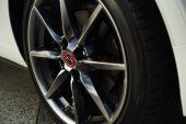 2021 Mazda MX-5 100th Anniversary Edition - wheel cap