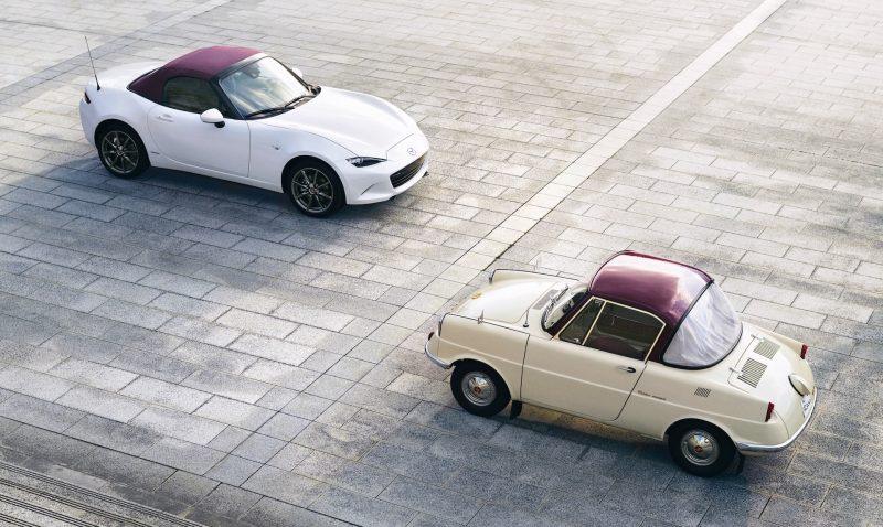 2021 Mazda MX-5 100th Anniversary Edition with R360