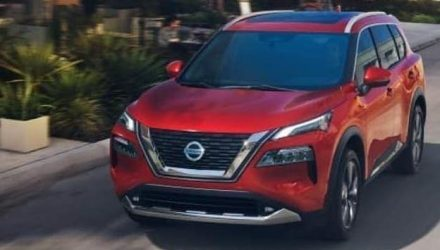 2021 Nissan X-Trail leaked online, shows fresh design