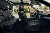 2021 Nissan X-Trail Rogue leaked-seats