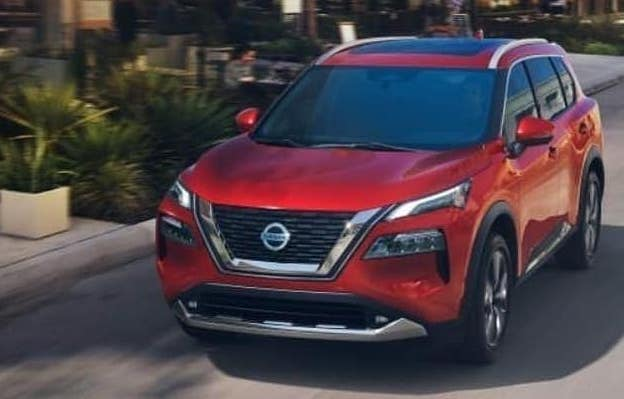 2021 Nissan X-Trail Rogue leaked