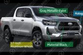 2021 Toyota HiLux revealed with brochure-low grade