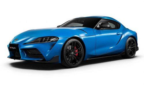 2021 Toyota Supra RZ Horizon Blue special edition revealed