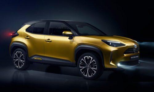 Toyota Yaris Cross revealed, confirmed for Australia
