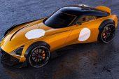 2022 Nissan 400Z rendering Max Shershnev - 1
