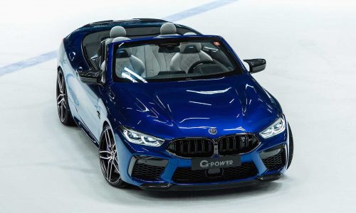 G-Power announces potent BMW M8 tuning kits, up to 820hp