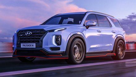 Hyundai envisions Palisade N, NEXO N performance variants
