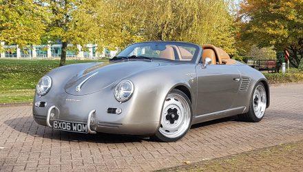 Iconic Autobody Speedster Porsche 356 Boxster