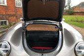 Iconic Autobody Speedster Porsche 356 Boxster-bonnet