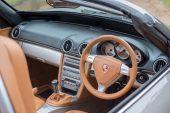 Iconic Autobody Speedster Porsche 356 Boxster-interior