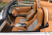 Iconic Autobody Speedster Porsche 356 Boxster-seats