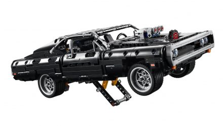 Lego creates Dom's 1970 Dodge Charger R/T from Fast & Furious