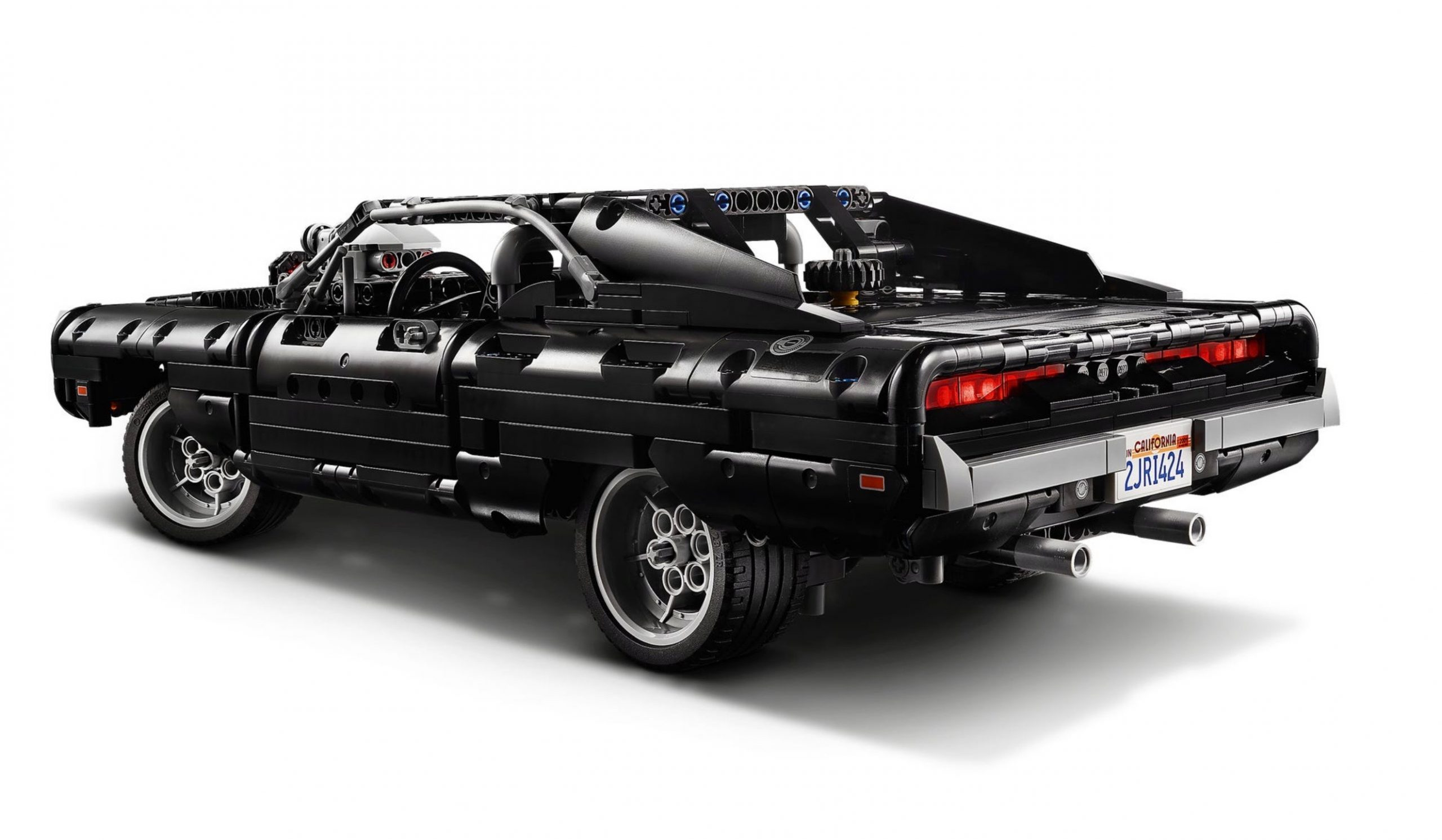 Lego Creates Dom S 1970 Dodge Charger R T From Fast Furious Performancedrive