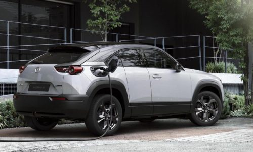 Mazda says it could introduce rotary range-extender for MX-30