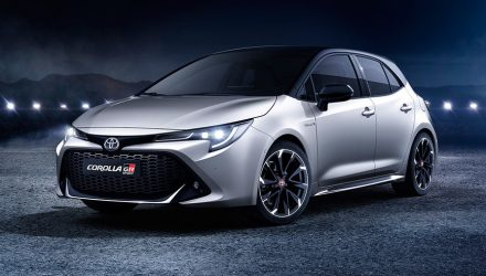 Toyota 'GR Corolla' trade mark application filed in Australia