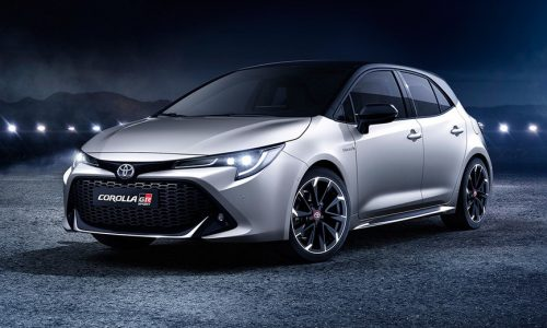 Toyota 'GR Corolla' trade mark application filed in Australia