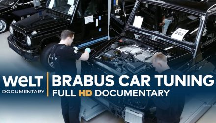 Video: WELT Documentary does a 50-minute piece on BRABUS