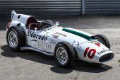 1958 Maserati Eldorado-Stirling Moss