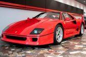 1990 Ferrari F40 for sale in Australia - Rosso Corsa