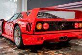 1990 Ferrari F40 for sale in Australia - rear