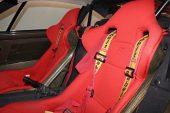 1990 Ferrari F40 for sale in Australia - seats