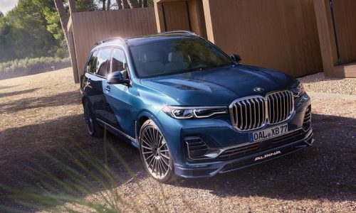 Alpina XB7 unveiled, fastest 7-seat SUV in the world?
