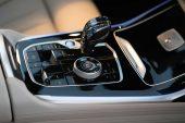 2020 Alpina XB7-iDrive console