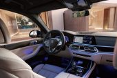 2020 Alpina XB7 interior