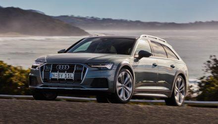 2020 Audi A6 Allroad-front