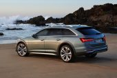 2020 Audi A6 Allroad-rear