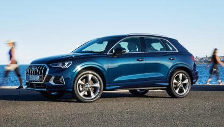 2020 Audi Q3 '40 TFSI' variant now on sale in Australia