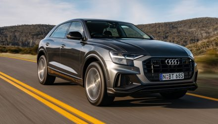 "2020 Audi Q8 ""50 TDI"" variant added to Australian range"