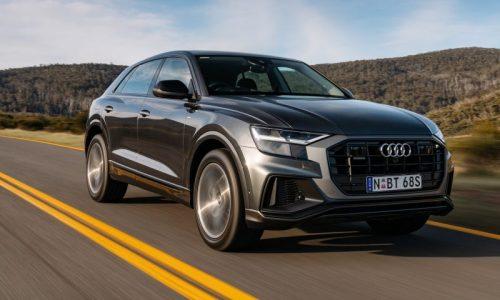 "2020 Audi Q8 ""50 TDI"" variant added to Australian range"
