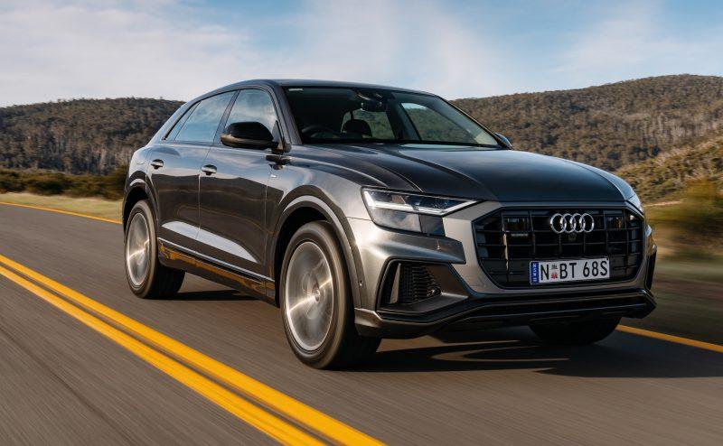 2020 Audi Q8 50 TDI quattro