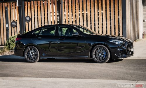 2020 BMW M235i Gran Coupe review (video)
