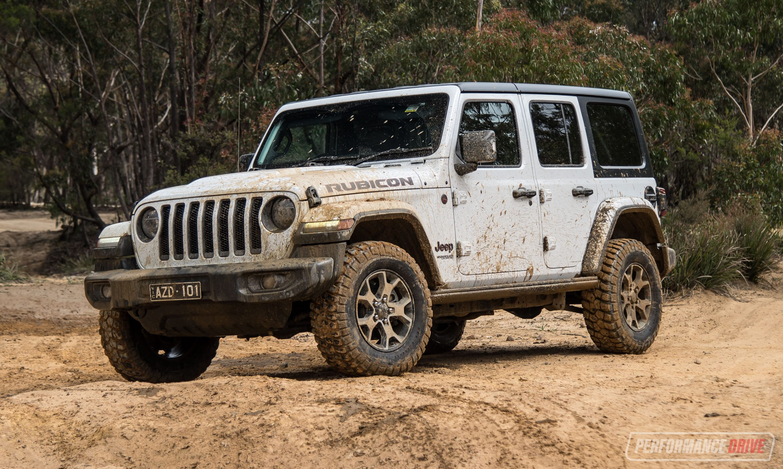 2020 Jeep Wrangler Rubicon diesel review (video)