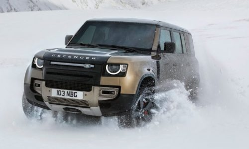 New Land Rover Defender V8 under development, could top 500hp – report