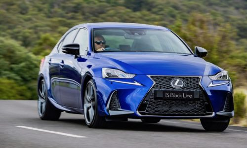 2021 Lexus 'IS 500' V8 to be last hurrah for 5.0L 2UR-GSE – rumour