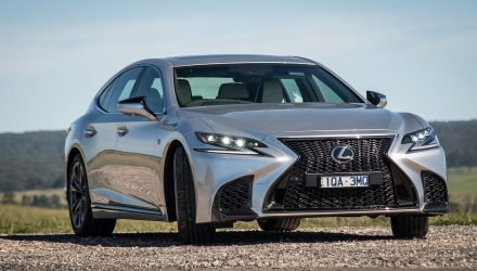 2020 Lexus LS 500 F Sport review (video)