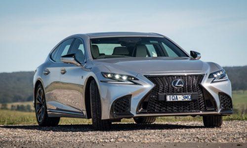 2020 Lexus LS 500 F Sport review (video)