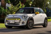 2020 MINI Electric Hatch-Power Spoke wheels