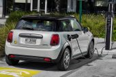 2020 MINI Electric Hatch-rear